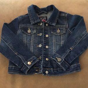 Children's Place Jean Jacket Size 3T